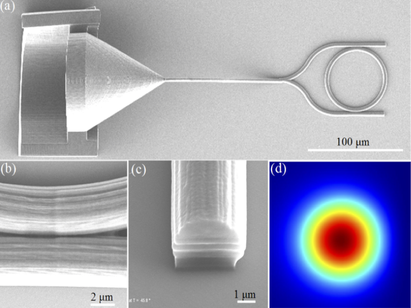 Polymer Micro-Optical Devices
